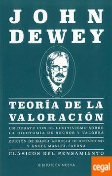 john dewey teoria de la valoración